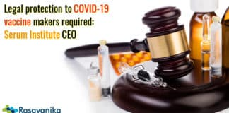 Legal protection to vaccine makers