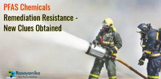 PFAS Chemicals Remediation Resistance