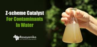 Z scheme catalyst