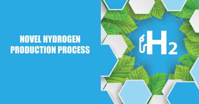 novel hydrogen production process