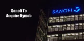 Sanofi to acquire Kymab