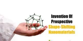 Shape Shifting Nanomaterial