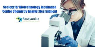 CSIR–IICT Analyst Recruitment