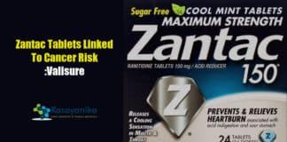 Zantac linked to cancer risk