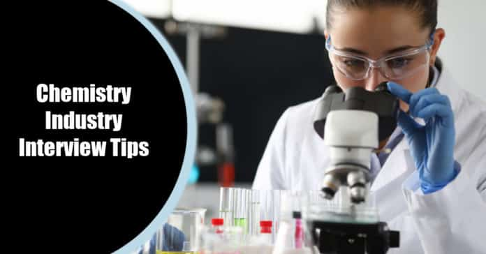 Chemistry Industry Interview Tips