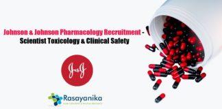 Johnson & Johnson Pharmacology