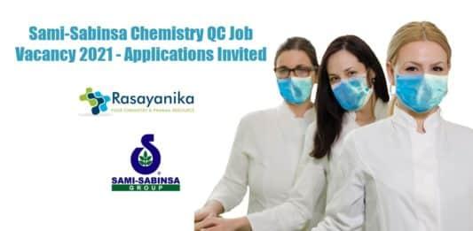 Sami-Sabinsa Chemistry QC
