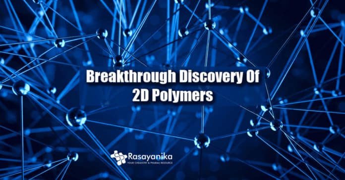 2D polymer discovery