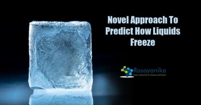 How do liquids freeze?