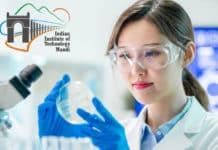 IIT Mandi Recruitment - Chemistry Project Associate/JRF Post