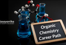 Organic chemistry career path