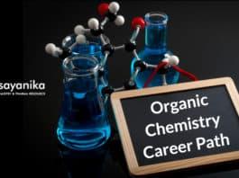 Organic chemistry career path