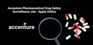 Accenture Pharmaceutical Drug Safety Surveillance Job - Apply Online