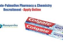 Colgate-Palmolive Pharmacy & Chemistry