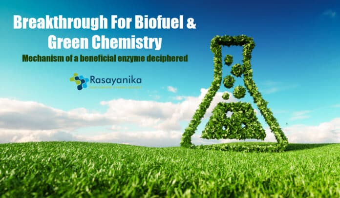 Photoenzyme For Biofuels & Green Chemistry