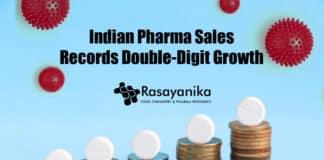 Strongest Growth In Pharma Sales, Indian, Pharma, Industry