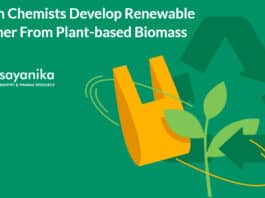 Renewable Plant biomass-based Polymers Created by Chemists