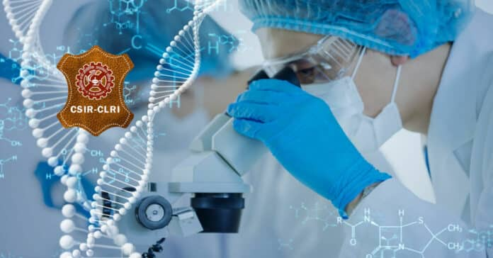 CSIR-CLRI Project Assistant Vacancy - BSc Chemistry Candidates Apply