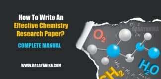 How To Write A Chemistry Research Paper, article