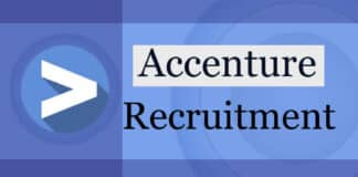 Accenture Pharma Analyst Recruitment - Applications Invited