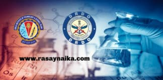 Chemical Science Job Vacancy Under Govt. of India DRDO Sponsored Project