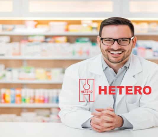 Hetero Drugs API Chemist Recruitment - Candidates Apply Online