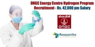 ONGC Energy Centre Jobs