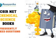 Books for CSIR-NET Chemical Sciences