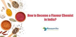 Flavour Chemistry Career Path
