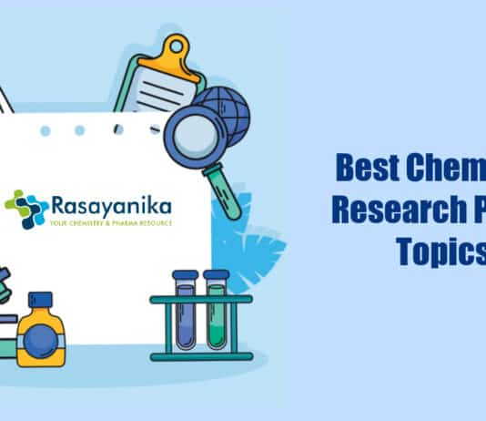 Best Topics For Chemistry Research Paper