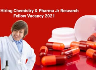 INST Jr Research Fellow Vacancy 2021 - Applications Invited