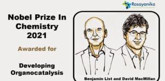 Nobel Prize In Chemistry 2021